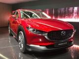 Mazda CX-30 hoàn toàn mới ra mắt tại Geneva Motor Show 2019