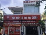 Bình Thuận: Hàng loạt cơ sở Nha khoa Sài Gòn Kim Cương hoạt động 'chui'