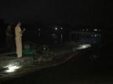 Quảng Trị: CSGT mật phục bắt 3 tàu khai thác cát trong đêm