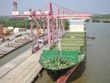 Lần đầu tiên TPHCM đón tàu hàng 40.000 tấn, dài 222m