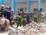 Vĩnh Long: Sập tường công trình đang xây, 6 công nhân thiệt mạng