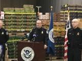 Mỹ thu giữ 453 tấn thịt lợn 'bẩn' Trung Quốc được ngụy trang tinh vi