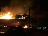 Thanh Hóa: Cháy 2 tàu cá của ngư dân, thiệt hại hàng trăm triệu đồng