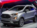 Mẫu SUV Ford EcoSport giảm sâu lên tới 40 triệu đồng