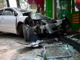 Hà Nội: Nữ tài xế điều khiển ô tô gây tai nạn liên hoàn trên phố Lò Đúc