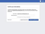 Facebook 'vô tình' thu thập 1,5 triệu liên hệ qua email