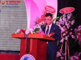 Tổng Biên tập TCĐT Thương hiệu và Pháp luật được bầu giữ chức Phó Chủ tịch Trung ương Hội Nghệ nhân và Thương hiệu Việt Nam tại Đại hội II (Nhiệm kỳ 2019-2024)