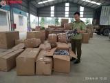 Thanh Hóa: Bắt xe chở 730 khẩu súng đồ chơi cấm nhập lậu