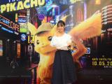 Dàn sao Việt 'ngất xỉu' với độ đáng yêu của chú chuột điện Pikachu và biệt đội Pokémon trong buổi công chiếu