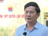Thanh Hóa: Hiệu Trưởng trường THPT chuyên Lam Sơn xin từ chức
