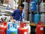 Giá gas giảm sau 5 tháng liên tục tăng