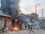 Cháy dữ dội cửa hàng điện tử tại Bến Tre, thiệt hại hơn 1 tỷ đồng