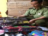 Hà Nội: Hơn 20.000 đồ chơi trẻ em không rõ nguồn gốc bị thu giữ