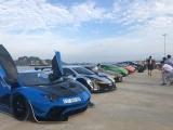 Chiêm ngưỡng dàn xe khủng hội tụ bên bờ vịnh Hạ Long