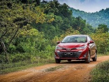 Toyota Vios giảm giá sâu ngay từ đầu tháng 7