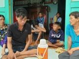 Ninh Thuận: Chìm tàu cá ở Hòn Cau, 5 ngư dân mất tích