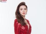 Hoa hậu Ngọc Anh Anh khoe nhan sắc 'cực phẩm'