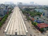 Hà Nội dự kiến vay hơn 34.000 tỷ xây tuyến metro số 3 ga Hà Nội - Hoàng Mai