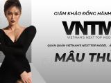 Vừa ngồi 'ghế nóng' Model Kid Vietnam, Mâu Thủy tiếp tục 'bận rộn' với vai trò giám khảo tại Top Model Online 2019