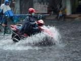 Dự báo thời tiết ngày 25/7: Bắc Bộ mưa dông diện rộng