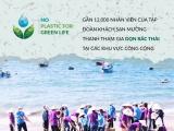 """Mường Thanh triển khai chương trình """"Nói không với đồ nhựa - """"no plastic for green life"""""""