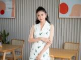 Trương Quỳnh Anh xuất hiện xinh đẹp trong bộ hình thời trang mới