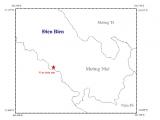 Xuất hiện động đất 2,8 độ richter ở Điện Biên