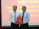 Phó Hiệu trưởng Đại học Hàng hải được bổ nhiệm Giám đốc Sở GD&ĐT Hải Phòng