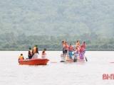 Lật thuyền 2 người tử vong ở Hà Tĩnh
