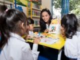 Hoa hậu H'hen Niê khánh thành thư viện thân thiện tại quê nhà