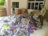 Bình Dương: Bắt  gần1.500 súng nhựa xuất xứ Trung Quốc trong cửa hàng đồ chơi trẻ em