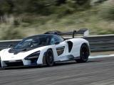Siêu xe McLaren Senna bị triệu hồi vì nguy cơ chết máy khi đang chạy