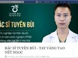 Cầu Giấy, Hà Nội: TMV Quốc tế Nam Hàn quảng cáo, thực hiện dịch vụ trái phép?