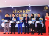 Đông Dương Nha Trang kí kết hợp tác phân phối dự án Imperium Town Nha Trang