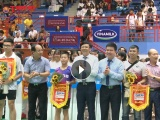 Khai mạc giải Cầu lông HS, SV Hà Nội tranh cúp Báo Tuổi trẻ thủ đô lần VI năm 2019