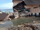 Động đất 6,5 độ làm 6 người chết ở Indonesia