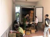 Hà Nội: Tạm giữ 126 thùng nguyên liệu trà sữa không rõ nguồn gốc