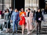 'Sếp' Lưu Nga 'rời' ghế nóng để dự Paris Fashion Week