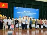 Vinamilk tổ chức nhiều hoạt động ý nghĩa cho người cao tuổi cả nước