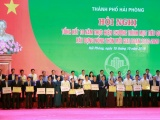 Thủ tướng dự hội nghị tổng kết 10 năm xây dựng nông thôn mới tại Hải Phòng