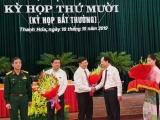 Ông Mai Xuân Liêm được bầu bổ sung chức PCT UBND tỉnh Thanh Hóa