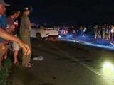 Quảng Trị: 3 người cùng gia đình tử vong sau cú tông trực diện ôtô