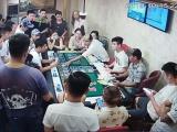 Cần Thơ: Tổ chức đánh bạc gần nửa tỉ đồng, 7 người bị tạm giữ