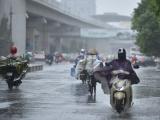 Dự báo thời tiết ngày 23/10: Không khí lạnh tràn về, Bắc Bộ chuyển mưa rét