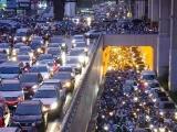 Hà Nội: Dự kiến lộ trình cấm xe máy ở nội thành