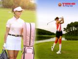 Doanh nhân, Á Hoàng Lưu Lan Anh 'Cup Golf Việt 24h nói lên nguyện vọng của doanh nghiệp'