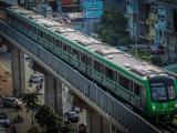 Đường sắt Cát Linh - Hà Đông vận hành thử toàn hệ thống để nghiệm thu