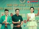 Cúp Golf Việt 24H: Nơi kết nối các doanh nhân, doanh nghiệp