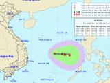 Dự báo thời tiết ngày 5/11: Áp thấp nhiệt đới có khả năng mạnh lên thành bão