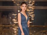 Á hậu Quỳnh Như khoe eo thon dáng chuẩn tại sự kiện